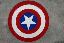 Accessori Marvel e DC