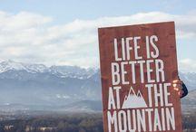 Trekking mount