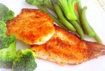 Fish, Ryby / Do you like fresh fish?  Czy lubicie ryby?