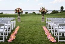 Waterfront Weddings / Waterfront Ceremonies and Receptions at Hyatt Regency Chesapeake Bay / by Hyatt Regency Chesapeake Bay Golf Resort, Spa & Marina
