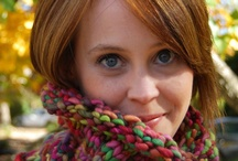 Knitting Accessories  / Knitting patterns for hats, cowls, mittens, scarves, head bands etc. / by Kelly Kinkaid