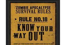 {Teaching} Apocalypse Zombies / by Patricia McKelvy