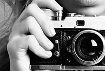 cameras ღ / É sobre câmaras fotográficas, tanto como digitais, como instantâneas.
