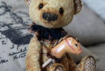 Teddy bears & friends / Best ooak Teddy-bears
