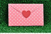 stitched heart envelope dies