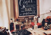 cigar and whisky bar