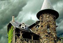 magical houses