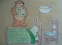 Goldilocks and The Three Bears / by Nicki Rolling