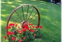 zahradny dekor