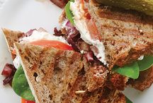 Scrumptious Sandwiches / by Clean Eating