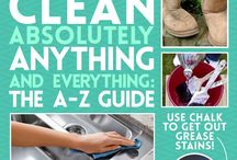 household cleaning tips and tricks