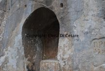I once was a hermit ... / Photographic excursion to Eremo (hermitage) Santo Spirito a Majella - Abruzzo, Italy.