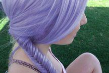 Hair / by Heidi Ebert