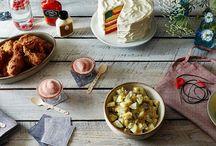 Yum! / Worthy recipes. / by Lucinda Johnson