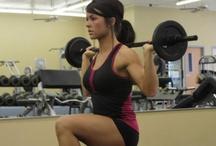 Lets get fit! / by Dana Chavez