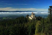 castles and chateaux Czech Republic