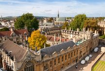 Oxford / History seeps from every corner in one of Britain's most beautiful and iconic cities. http://www.secretearth.com/destinations/219-oxford