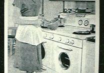 50's Style kitchens / by Kyla Vala Shaver