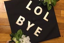 Highschool Graduation Cap Decoration