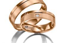 Verighete aur roz / O gama variata de verighete din aur roz la cele mai avantajoase preturi!