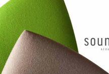 Soundleaves / Wat is Soundleaves? Soundleaves is een nieuwe productlijn van Incatro Room Acoustics. Het is een flexibele oplossing voor akoestiekproblemen, ter verhoging van privacy tijdens (telefoon-) gesprekken én om een kantoor te voorzien van frisse designelementen.