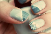 Nails  / Different style of nails <3