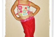 Alison / Mermaid costume