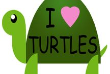 Turtle love / by Brittany Lewis