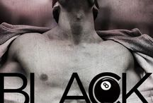 BLACK BALLED / Fan-made teasers for Black Balled; a stand-alone M/M novel.