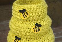 Crochet - Photo Props