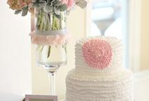 bridal shower ideas / by Marlene Sims