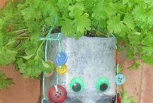 Garden Ideas for the Kids