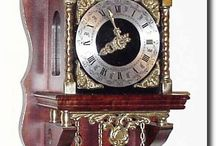 Clocks / Ahhhhhh.............the beauty of old clocks and the occasional newer time piece.
