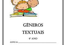 genêros textuais