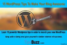 I Love WordPress / Interesting and informative pins about WordPress