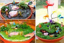 Nature Activities for Babysitters & Kids
