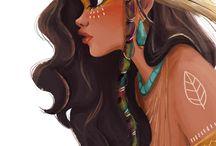 indias,antepasados,indigenas ect xD