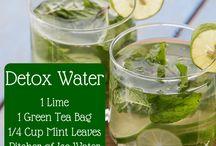 Detox-vann
