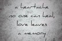 sadness. .loss