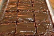 Bolo de liquidificador chocolate