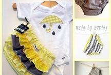 Cute baby fashion