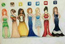 Social Media Stuffs