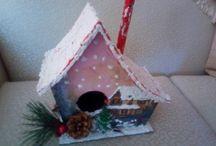 Christmas / Χριστουγεννιατικες δημιουργιες