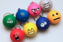 antistresové baloniky
