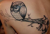 Tattoos & Piercings  / Tattoo designs and tattoos and piercings I'd like to get one day.  / by Amanda Harwell