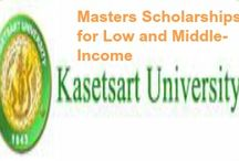 International Scholarships or Fellowships / Find top list of scholarships or fellowships that are open for either international or domestic students. Applicants are advised to visit the main web site for the applications deadlines and procedures.