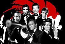 James Bond - history of tuxedos / A historical look at the style of tuxedos through James Bond films - also look at http://www.blacktieguide.com/blog/2013/01/03/50-years-of-bond-tuxedos/