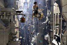 sci-fi & futuristic art