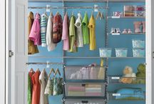 closets / by Suzanne Bolling