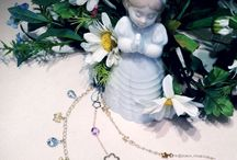 First Communion ideas / Creations and jewellery for First Communion